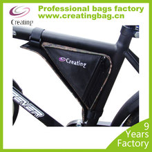600D Polyester Triangular Bike Bag for Bicycle Tools