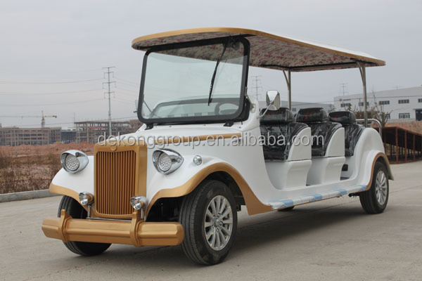 2015 new china factory golf courses vintage club car for sale