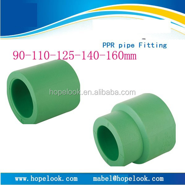 supplier for 150mm 160mm PPR PE PP plastic pipe sleeves