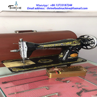 Industrial Sewing Machine/household sewing machine with 2-drawer table and stand/domestic embroidery machineJA2-1 JA2-2