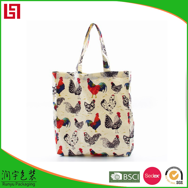 Professional Manufacturer cotton handbag shopping bag