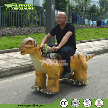Animatronic Walking Dinosaur Rides