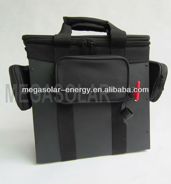 1000W no fuel Portable Solar Powered Generator