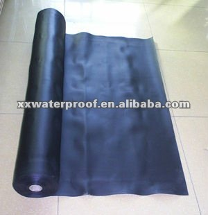 Bonne qualit caoutchouc epdm tanche membrane de toiture for Prix epdm firestone