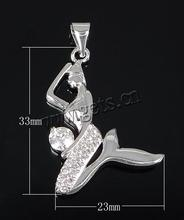 Gets 925 sterling silver sterling silver mermaid ring