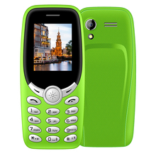 2018 Low End 1.77inch Unlocked Gsm Dual Sim Card WFM Quad Band 3G Qwerty Keyboard wcdma Mobile Phone CJ3310B