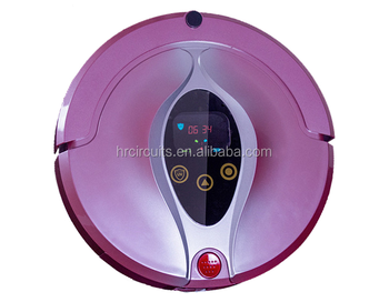 Smart wet dry sweeping vacuum robot / Robotic vacuum cleaner