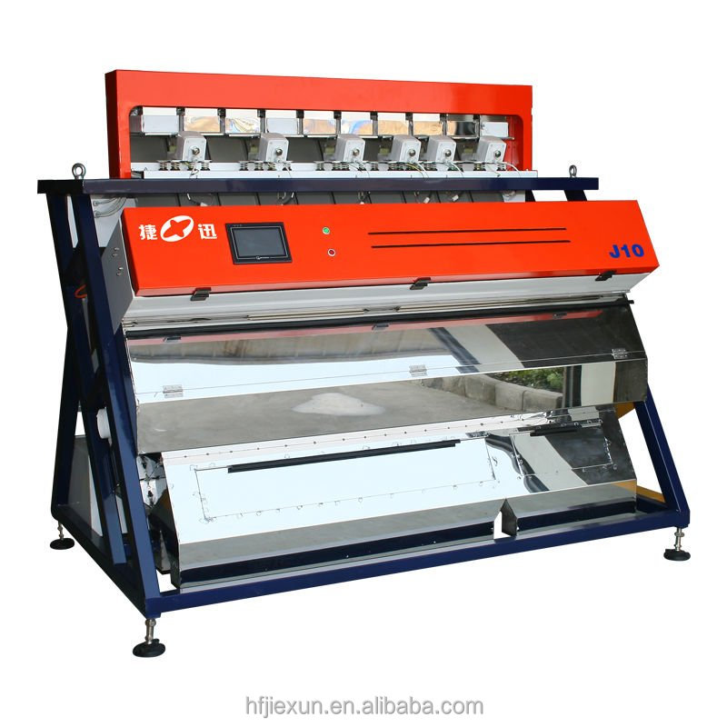 Dried Vegetables Color Sorter Vegetable Chips Sorting