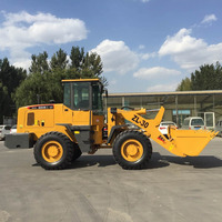 load rate 3000kg ,wheel loader zl30