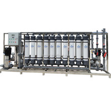 40T/H ultra filtration system uf mineral water plant cost