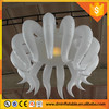 Party/event/wedding ceiling hanging inflatable decoration/ceiling decoration