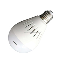 High quality E27 360 Panoramic wifi Camera mini 960p Fisheye Hidden Camera led Light Bulb with v380 app