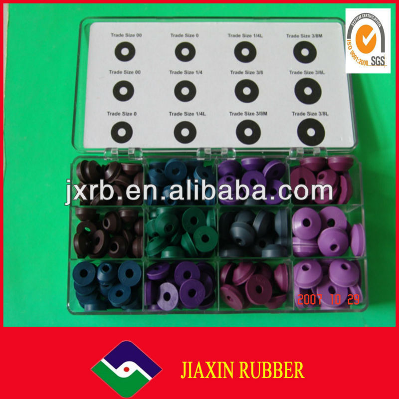 O ring self drilling screw with rubber washer seal washer