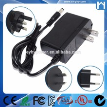 12V 1Amp power adapter 12W wall mount type adapter for printer