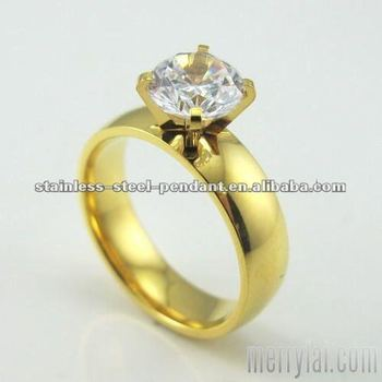 High End Cz Jewelry Wedding Buy Decorative Rings Decorative Steel Ring Deco