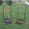 Children outdoor ladder ball plastic toss ladder golf game