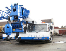 120ton GT1200EX used truck mounted crane sale