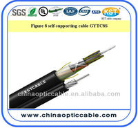 12 core single mode fiber optic cable Amored Optical Fiber Cable