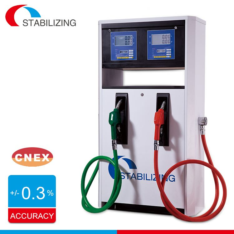 Southeast Asia best selling service station petrol pumps equipment