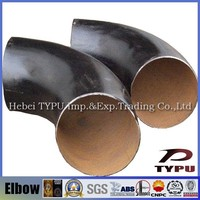 2014 New Product carbon steel 90 degree elbow Made in China