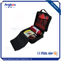 Car emergency survival kit For Travel, Hiking and Sports with CE, ISO, FDA