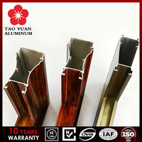 Hot selling surface treatment for manufacturer window&door aluminum profiles