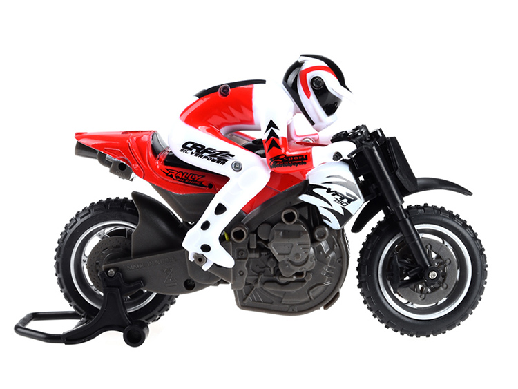 New 2.4G Cross Obstacles Small Toy Motorcycles