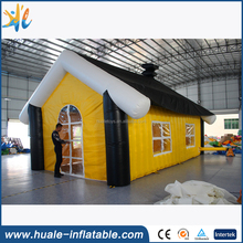 Hot sale customized large cube tent inflatable house