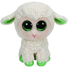 soft toys sheep lamb with big eyes and various color