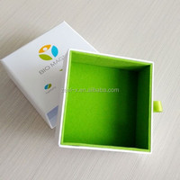 custom made small product packaging box for sock