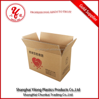 Board Paper Type corrugated cardboard wine wax box