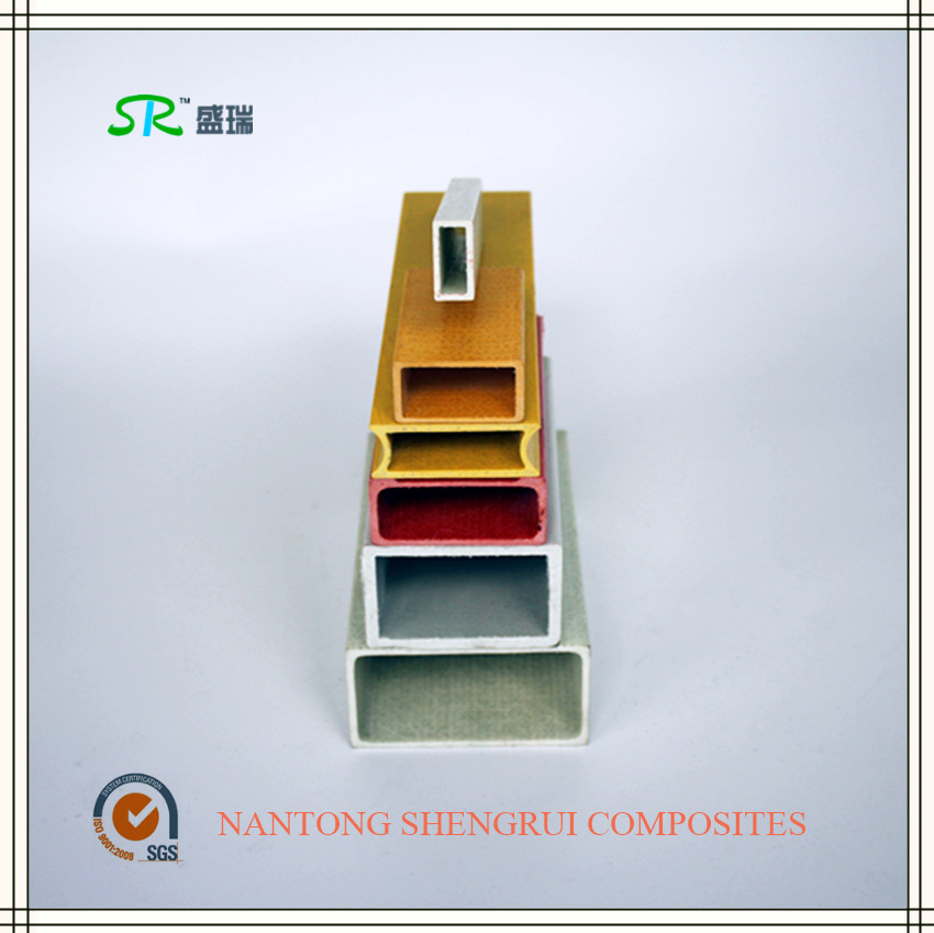 Best selling pultruded fiberglass profiles composite frp profile