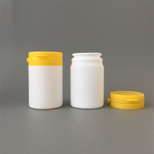 Good Quality High End Food-Grade 45Mm Medicine Use Plastic Hdpe Bottle Used For Healthcare Pharmaceutical And Cosmetic Products