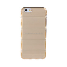New Product Mobile phone PC Material Crystal pohne Case for iPhone 6 Case