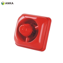 DC12-30V LED Emergency Siren for Fire Alarm System