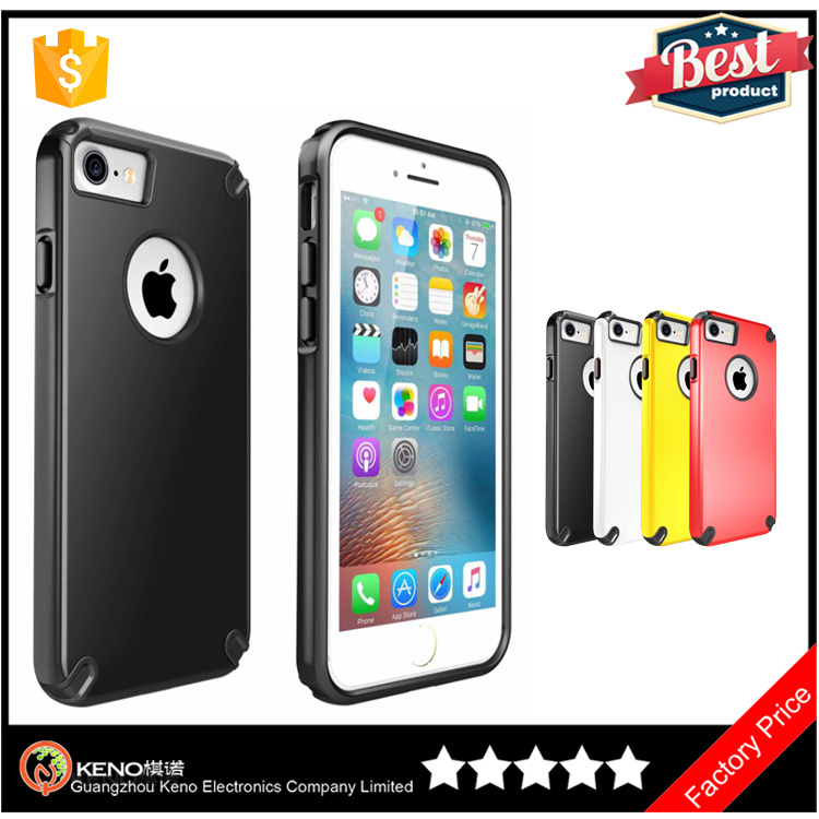 Chinese merchandise Tough armor shock proof For iphone 7 armor case with high quality
