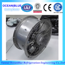 China high quality industrial axial flow fan for refrigeration equipment