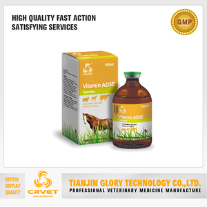 Vitamin Ad3E Injection Horse Vitamins Nutritional Supplement