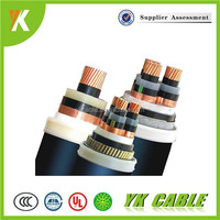 15kv - 110kv high voltage xlpe dc power cable
