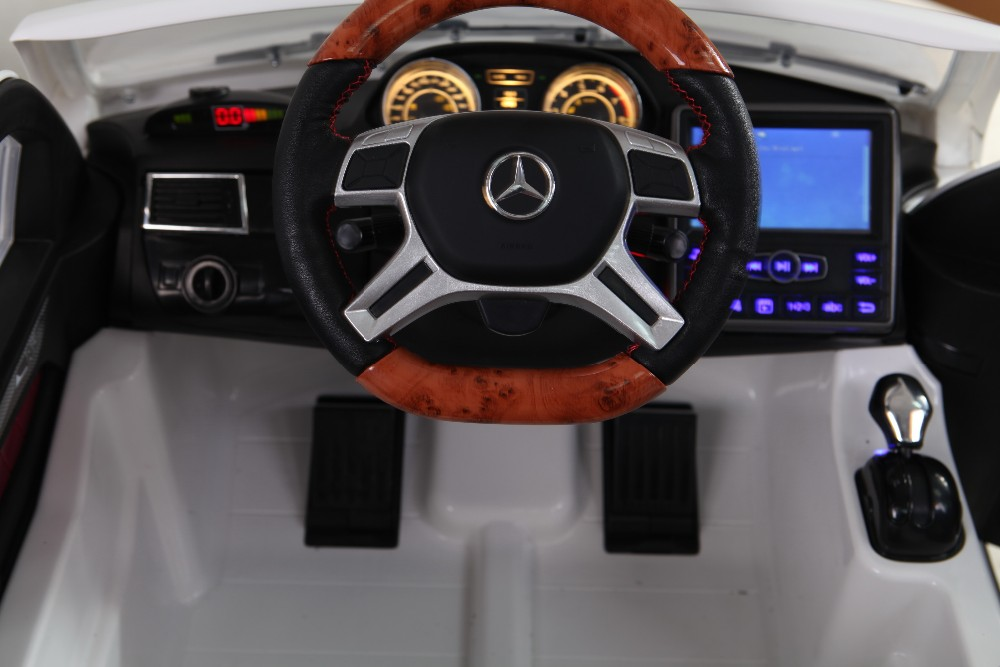 New Licensed Mercedes Benz Gl63 Ride On Car Baby Remote