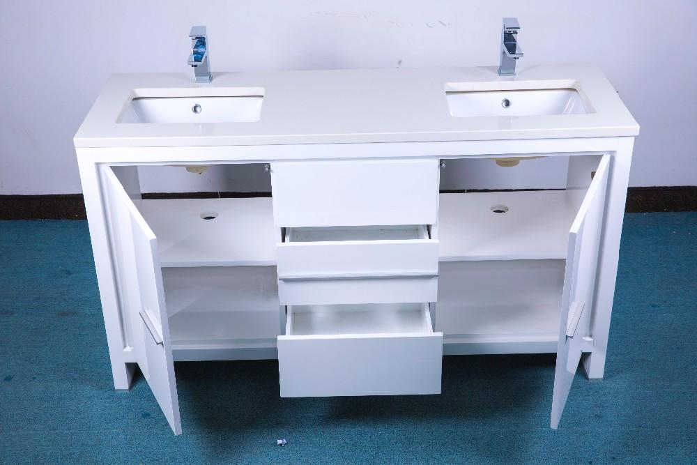 1810x510x825mm waterproof used bathroom storage vanity for Waterproof bathroom cabinets