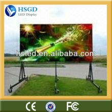 2013 China new inventions new technology products p16 outdoor full color circular led screen