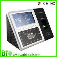Zksoftware Spanish/French/Arabic Multi-Language Face ID Time Attendance System(HF-FR302)