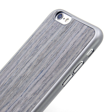 Cheap Custom Real Blank PC+ Wood For Iphone 6s Case Wholesale