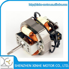 XH-5412 120v 220v universal electric motors 350W,400W for mixer motor