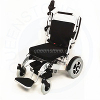 New products health care compact folding electric wheelchair prices with 280W brushless motor