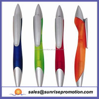 Special sex women body shape lively promotional plastic pen