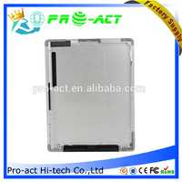 For The New iPad 2 Back Cover Housing Replacement Wifi&3G Version