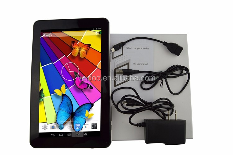 Rugged 9 inch android quad core waterproof tablet pc ip67