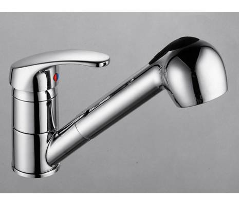 A4167 china manufacture CICI wholesale brass sink pull- out spray faucet water mixer pull out faucet plumbing